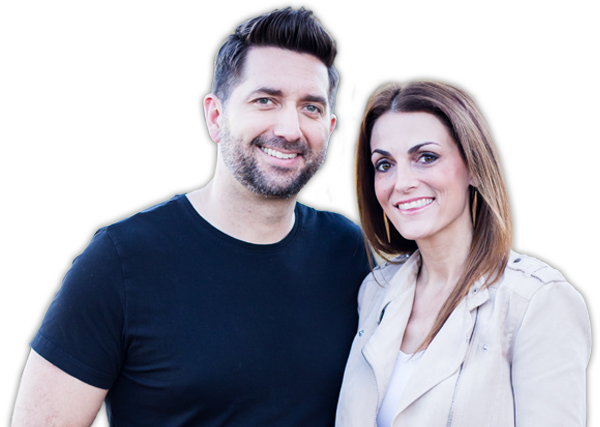 Pastor Trey and Danielle Kelly